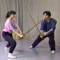 5 Section Taijijian vol. 2 (Two Person Sword Form) (100040)
