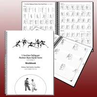 5 Section Taijiquan Partner Bare-hand Form (400210)