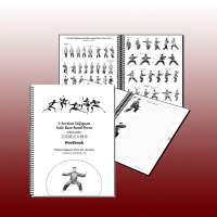 5 Section Taijiquan Solo Bare-hand Form (Chen-style) Workbook (400250)